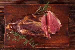 Nie je údené mäso ako údené mäso
