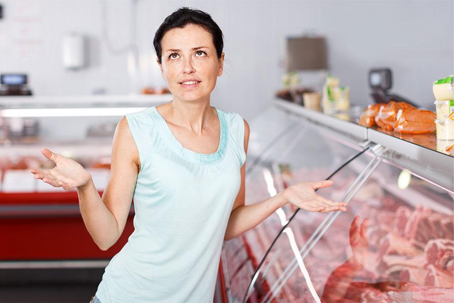 10 tipov ako rozoznať, že mäso je naozaj čerstvé