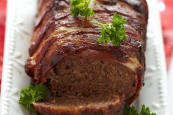 Mäsový koláč z hydinových vnútorností