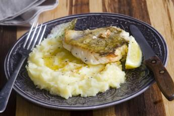 Rybie filé na masle