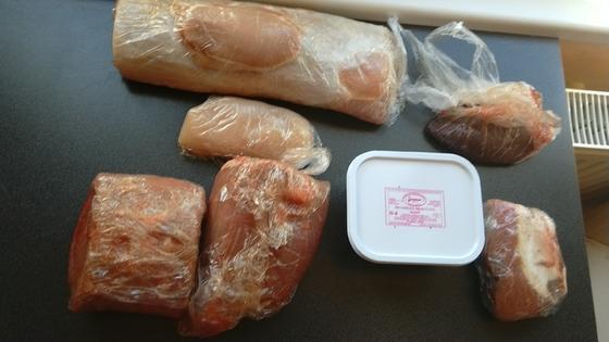 Zabalené čerstvé mäso